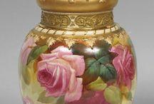 вазы, кувшины и кашпо