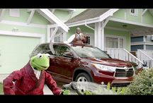 Awesome Toyota Commercials