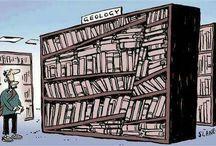 Humor de libros