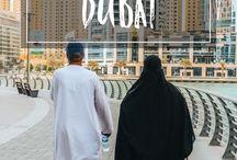 Dubai Travel Inspiration / Inspiration for your Dubai trip