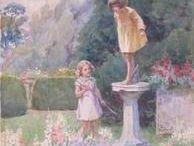 Elsie Anna Wood Art