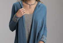 Western Sweaters / Great layering pieces, a bit of warmth and lots of western flare!