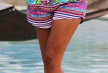 Camicia con shorts
