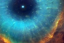 Nebula, vesmír, galaxy