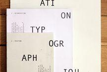 type & graphic / by Jeun Kim