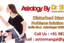 Disturbed Marriage Life Problem Solution Astrology / Dr Sharma is the Vashikaran   rituals have all types of Disturbed marriage life, husband wife relationship   problems solutions. Contact now +91 9879377778