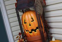 Fall and Halloween Ideas :)