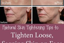 Tighten loose skin.