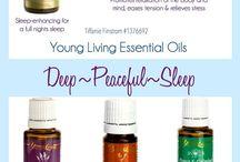 Essential Oils Sleep