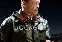 Terminator Genisys Movie Jackets
