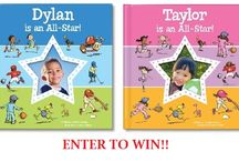 Giveaways!! / Find our latest #giveaway or #sweepstakes #contest posted here!!  / by I See Me! Personalized Children's Books