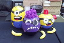 Halloween / Minions!!! / by Wendy Hodges