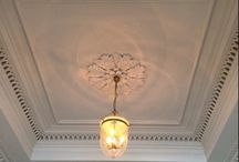 Ceiling Roses / Beautifully orrnate & decorative ceiling roses