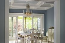 baseboards and crown molding / by Sherry Smith Lamb