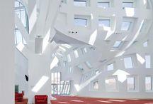 Gehry Interior