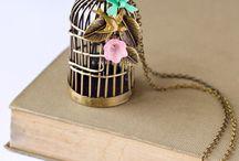 Bird Jewelry / by Jennifer