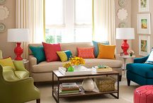 Living Room Ideas / Living Room Decor Ideas