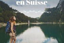 Suisse voyage