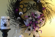 Halloween Decor/ Costumes / by Courtney McMann