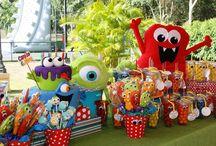 Fiesta Monstruos