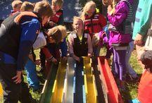 Barnas øy / Barnas øy er en eventyr øy for barn og unge utenfor Kristiansand.  Her har vi kurs, turer. sommeruker for barn i alder 6-14 år med fokus på Skjærgård, båt, seil, svømme, dykke, Paddle osv