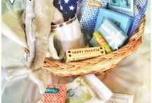 Sunshine basket ideas