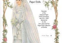 dolls / by Freda Keith