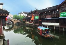 China's Top Sights / Where to go in China including Shanghai and Beijing.