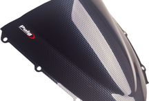 PUIG / All About Windshield !  www.importationsthibault.com