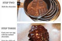 Leuk om te maken of bakken