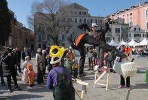 Carnevale / Feste di Carnevale e Carnevale dei Bambini in Europa.