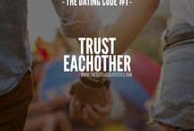 THE DATING CODE!
