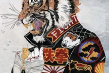 tigers lions