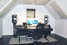 Music / Music Spaces and Recording Studios