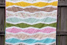 Patchwork & Quilts / by Kelly Stevens