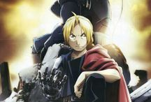 Fullmetal alchemist / Fullmetal Alchemist is a Japanese manga series written and illustrated by Hiromu Arakawa. It was serialized in Square Enix's Monthly Shōnen Gangan magazine. It has been adapted into two anime television series, two animated films and light novels. A live action film based on the series is also in the works.    http://fma.wikia.com/wiki/Fullmetal_Alchemist_(franchise)