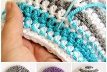 Crochet * Hats, Head Bands, Boot Cuffs