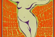 Psychedelic Poster Art / by ThirdNameJane