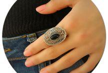 Unique Boho Rings