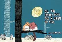 Illustration Time / by Bianca de Jager