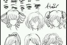 Manga çizimi