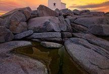 Lighthouses & Windmills