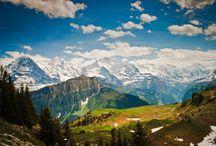 Berner Oberland: wo mir zi gsi / Üsere zweute Heimat