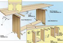 tavoli da costruire