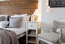 Bedroom Ideas / by Jennifer Rose