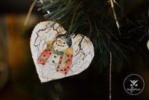 Christmas decoration by Eufloria