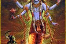 narayana Vishnu god