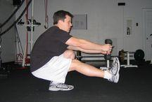 Træning øvelser