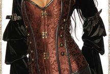 corset corsage wat weß ick
