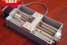 Gowe Z axis sliding working table( 140mm stroke ) , CNC Z axis for CNC engraving machine